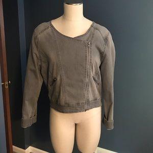 Jessica Simpson Maternity Jacket